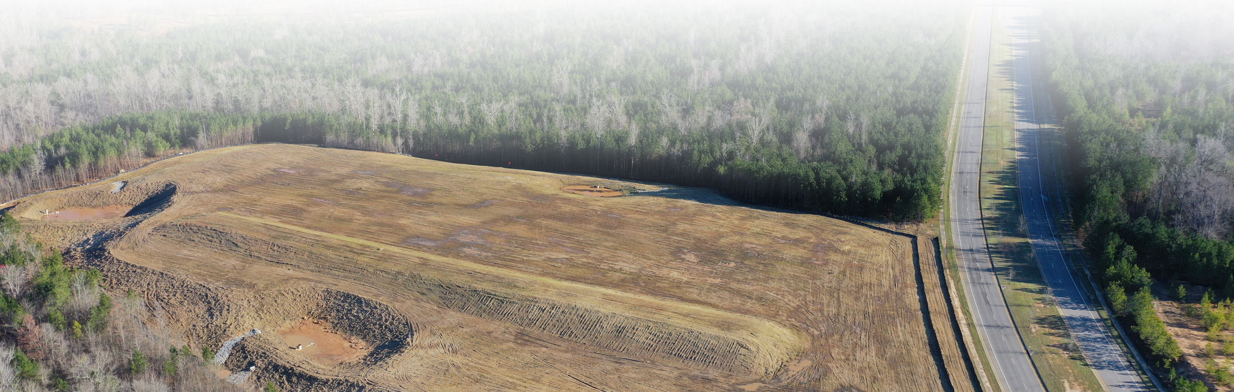 Muscogee Technology Park Pad Ready Site